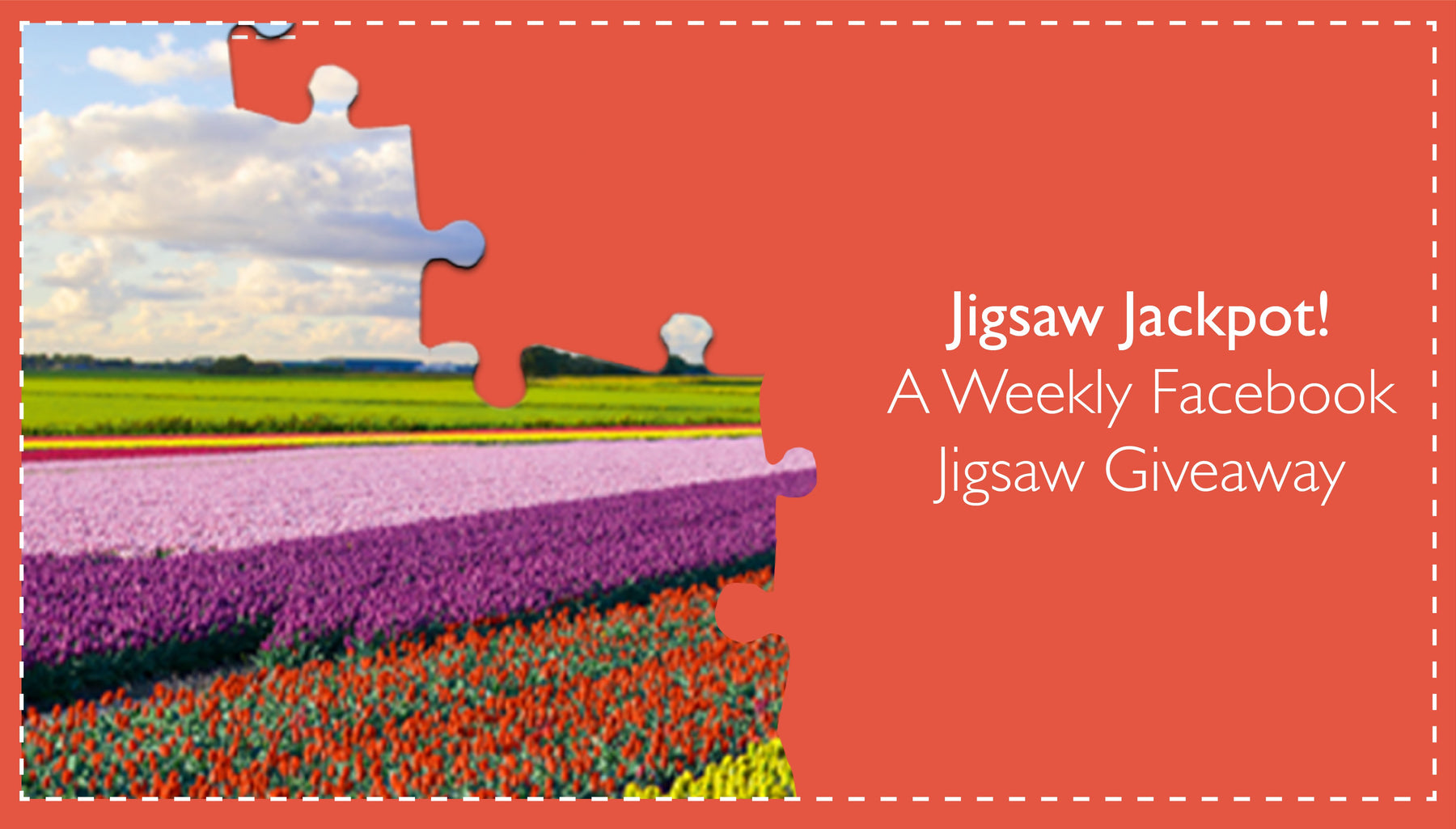 Jigsaw Jackpot! A Weekly Facebook Jigsaw Giveaway