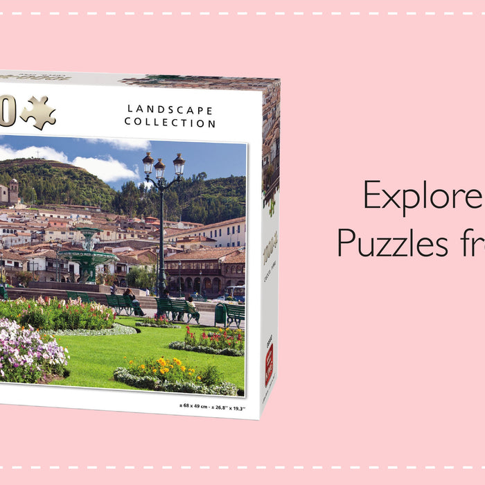 Explore Jigsaw Puzzles from King