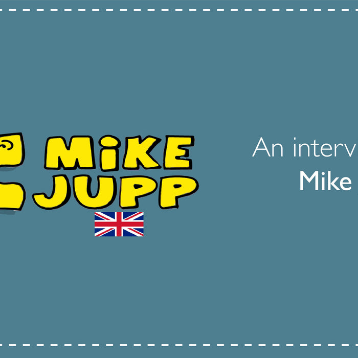 An interview with... Mike Jupp!