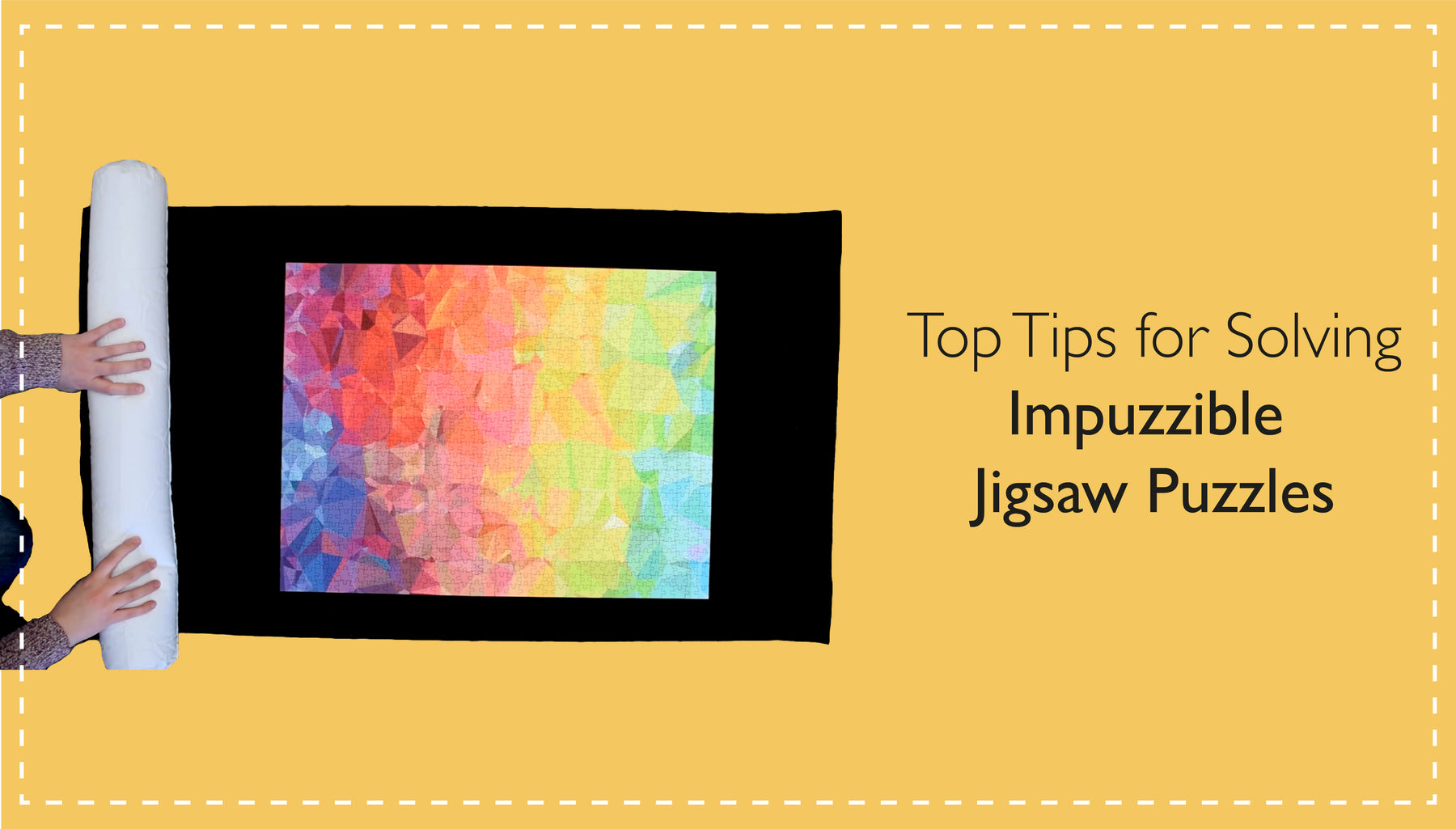 Top Tips for Solving Impuzzible Jigsaw Puzzles