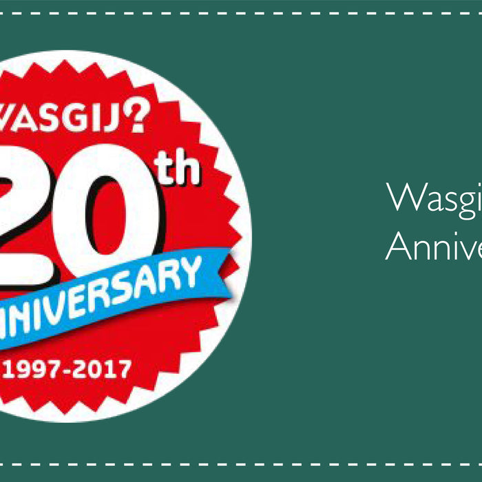 Wasgij 20th Anniversary – 20 Years of Perplexing Puzzling!
