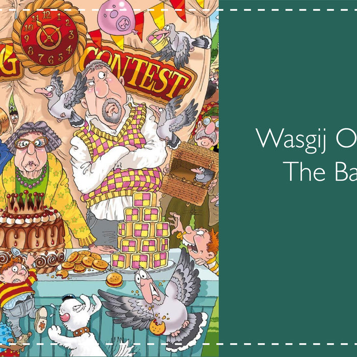 Wasgij Original 23 - The Bake Off