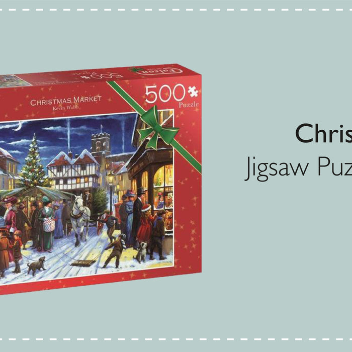Christmas Jigsaw Puzzles 2018