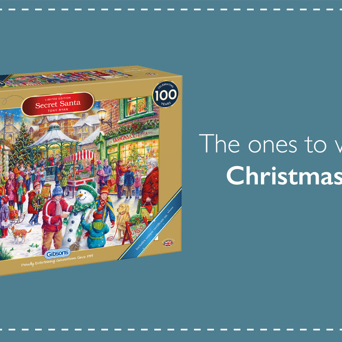 Christmas Jigsaw Puzzles for 2019