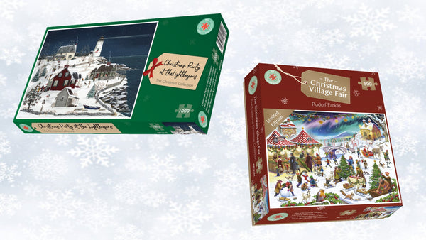 All Jigsaw Puzzles Christmas Jigsaw Puzzles