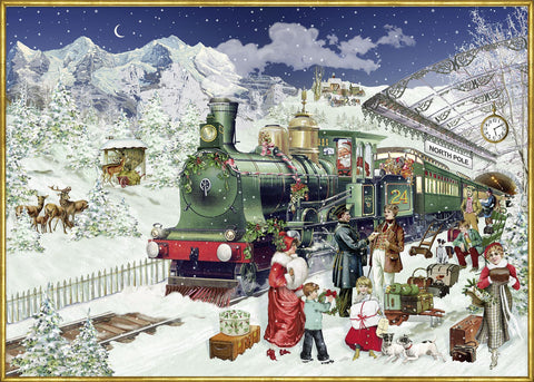 The Christmas Express - Coppenrath 1000 Piece Jigsaw Puzzle