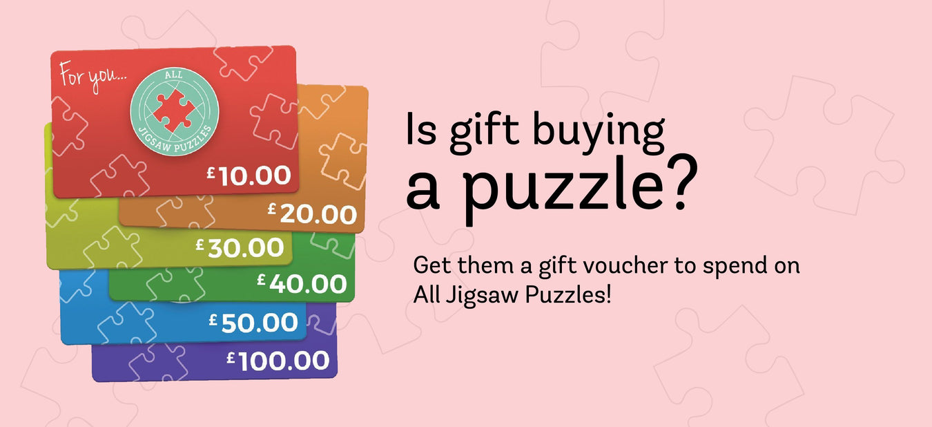 Jigsaw Puzzle Gift Card