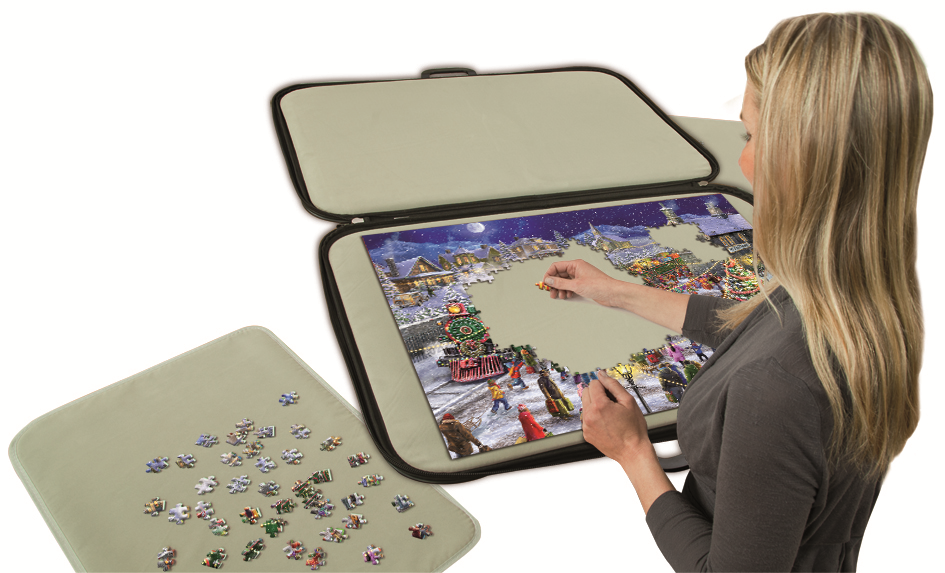 Portapuzzle Deluxe - Jigsaw Storage for 1000 piece puzzles