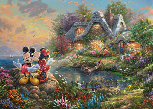 Thomas Kinkade - Mickey Mouse 1000 Piece Jigsaw Puzzle
