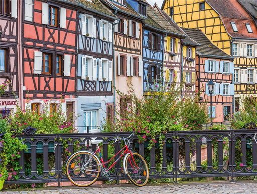 Colmar, France, 500XL Piece Jigsaw Puzzle