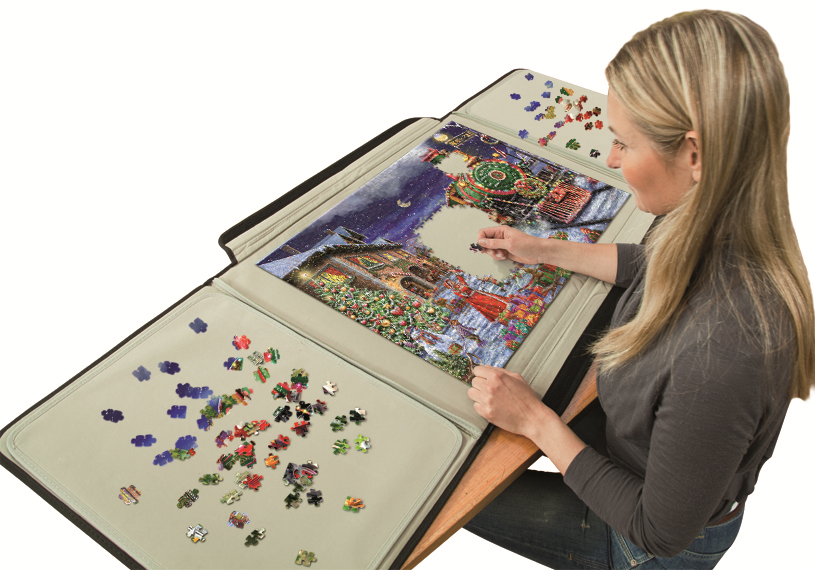 Portapuzzle for Jigsaws up to 1500 pieces