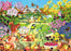 Autumn Garden 1000 Piece Jigsaw Puzzle