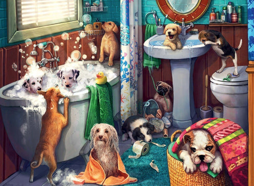 Tub Time 200XXL Piece Jigsaw Puzzle