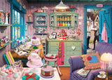 The Cake Shed 1000 Piece Jigsaw Puzzle