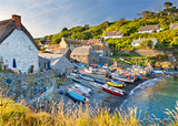 Cadgwith, Cornwall 1000 Piece Jigsaw Puzzle