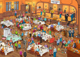Jan van Haasteren - Darts 1000 piece jigsaw puzzle