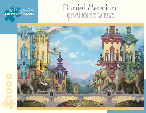 Daniel Merriam: Changing Views 1000 Piece Jigsaw