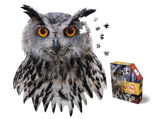 I am Owl' 550 Piece Jigsaw Puzzle