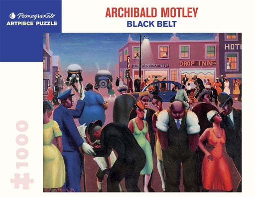 Archibald Motley: Black Belt 1000 Piece Jigsaw