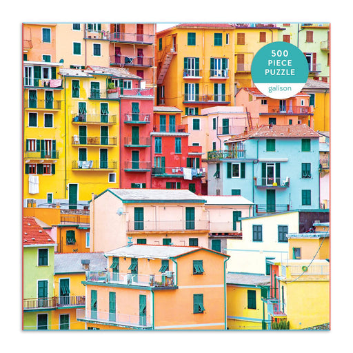 Ciao from Cinque Terre 500 Piece Jigsaw Puzzle