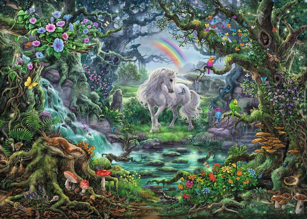 Escape Puzzle 759 Piece Jigsaw Unicorns
