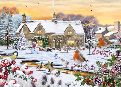 Country Garden 1000 Piece Jigsaw Puzzle