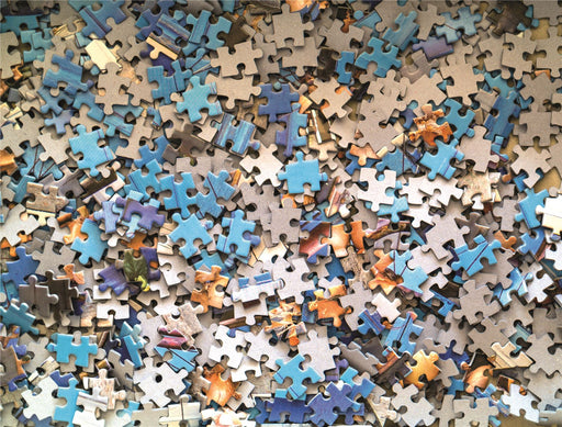 A Puzzling impuzzible - Impuzzible No.21 - 1000 Piece Jigsaw Puzzle