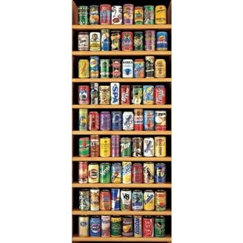Educa Soft Cans - 2000 pieces  Jigsaw - Panorama Series Puzzle