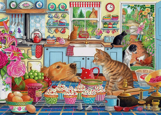 Tempting Treats 1000 Piece Jigsaw Puzzle