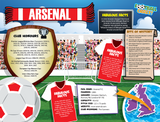Arsenal  Football Club Jigsaw Puzzle - 1000 pieces