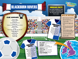 Blackburn Rovers  Football Club Jigsaw Puzzle - 1000 pieces