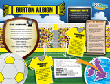 Burton Albion  Football Club Jigsaw Puzzle - 1000 pieces