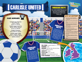 Carlisle Utd  Football Club Jigsaw Puzzle - 1000 pieces