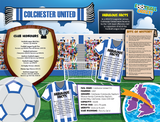 Colchester Utd  Football Club Jigsaw Puzzle - 1000 pieces