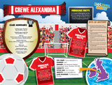 Crewe Alexandra  Football Club Jigsaw Puzzle - 1000 pieces