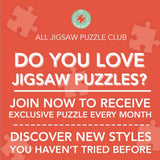 All Jigsaw Puzzle Club - Monthly Jigsaw Puzzle Subscription - 1000 pieces Jigsaw puzzles