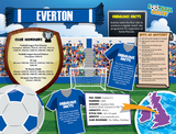 Everton  Football Club Jigsaw Puzzle - 1000 pieces