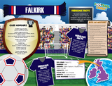 Falkirk  Football Club Jigsaw Puzzle - 1000 pieces
