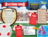 Fleetwood Town  Football Club Jigsaw Puzzle - 1000 pieces