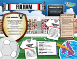 Fulham  Football Club Jigsaw Puzzle - 1000 pieces