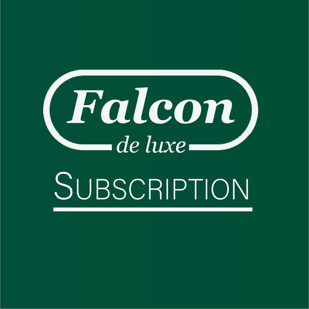 Falcon de Luxe - Monthly 1000 Piece Jigsaw Puzzle Subscription