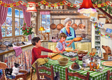 Christmas Treats 1000 Piece Jigsaw Puzzle