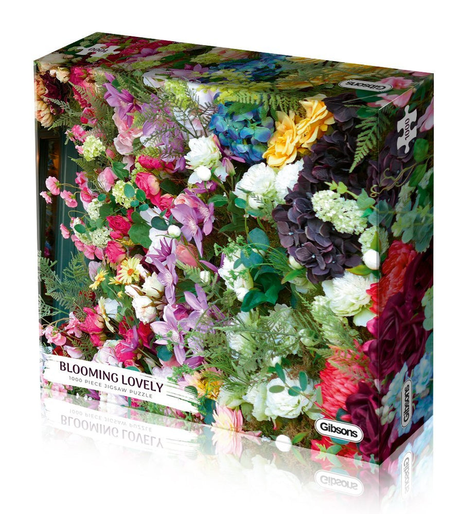 Blooming Lovely 1000 Piece Jigsaw Puzzle