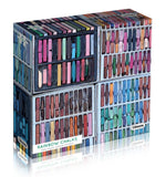 Rainbow Chalks 1000 Piece Jigsaw Puzzle