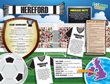 Hereford Utd  Football Club Jigsaw Puzzle - 1000 pieces