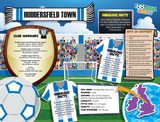 Huddersfield Town  Football Club Jigsaw Puzzle - 1000 pieces