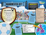 Manchester City  Football Club Jigsaw Puzzle - 1000 pieces