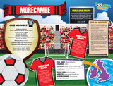Morecambe  Football Club Jigsaw Puzzle - 1000 pieces