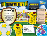 Norwich City  Football Club Jigsaw Puzzle - 1000 pieces