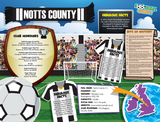 Notts County  Football Club Jigsaw Puzzle - 1000 pieces